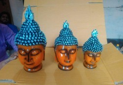 Rain Buddha Statues