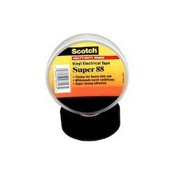 Scotch Super 88 Vinyl Electrical Tapes