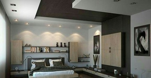 Pop Design Bedroom Home Interior Design Interior Design Works