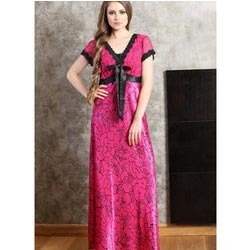 Ladies Fancy Nighty at Rs 250  piece  0bf6e9dc145b