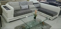 Modern Sofa Set, Seating Capacity: 6 Seater