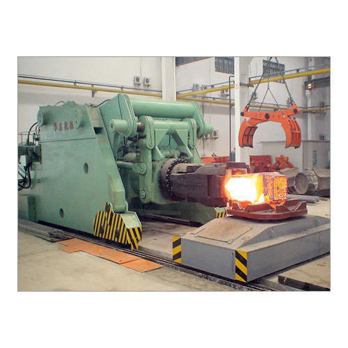 Forging Press Recondition Service