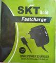 Chrome Black Skt Gold Fast Charger, Size: 2.1