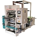 ATM Roll Making Machine With 1 Colour Flexographic Printing