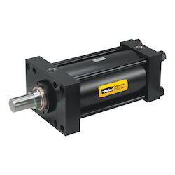 Steel High Pressure Hydraulic Cylinders, Dimension/size: Up To 300 Mm Bore