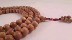 Sandalwood Mala Beads Sandalwood Guru Beads