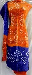 Kutch Bandhej Cotton Dress