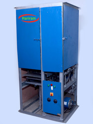 Single Die Paper Dona Machine