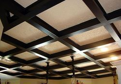 Wooden False Ceiling