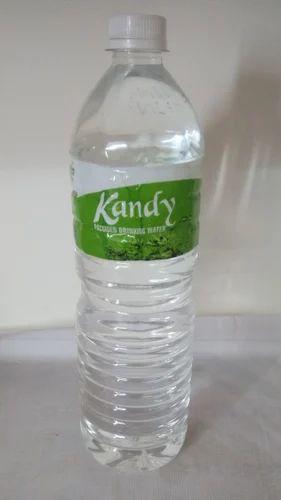 Your Branding On Minaral Water Bottle