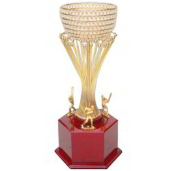 Cricket Cup Diamond Trophy