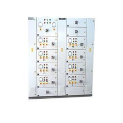 Automatic Mild Steel Motor Controller Center Panel, 440V