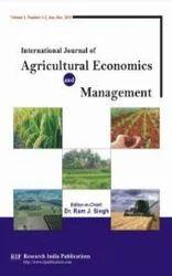 International Journal of Agricultural Economics Management