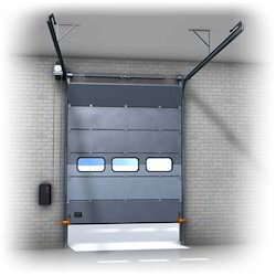 Industrial Doors & Entrance Automation - Sectional Door Manufacturer