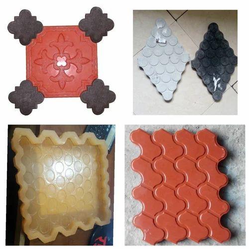 Pvc Mould Paver Block & Tile