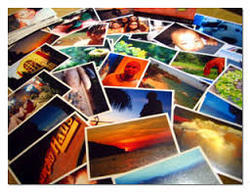 Colorful Photo Printing Services