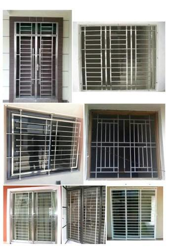 Stainless Steel Grills, Safety Door Grill at Rs 450 ...