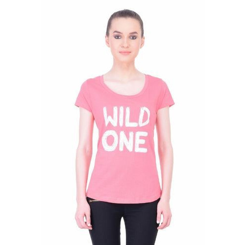 eddd23ef Womens Half Sleeve T Shirt at Rs 449 /piece | Female T-Shirts, Women ...