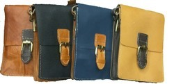 Multicolor Leather Sling Bag Mini, Warrenty Only For Leather