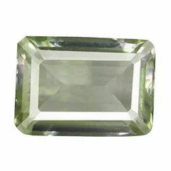8.08 Carat Green Amethyst