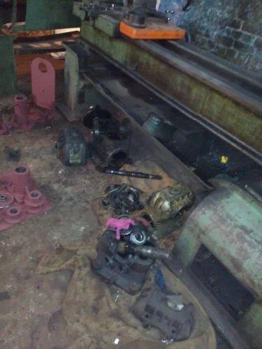 Manufacturer of Gear Box & Crane Duty Gears Box by M/S S K