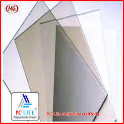 UV Polycarbonate Sheets