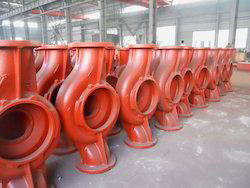 Cast Iron Centrifugal Casting