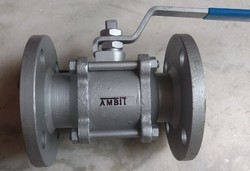 3 Piece Design Ball Valve