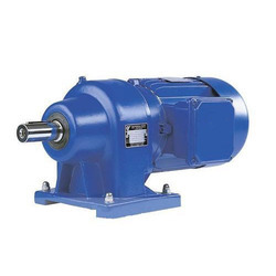 Nord Inline Helical Geared Motor - Box