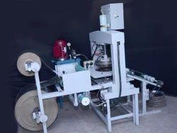 Hydraulic Thali Dona Machine