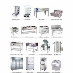 Manufacturer of Burner Commercial Kitchen Equipment by RS