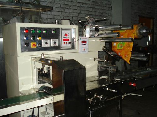 Flowwrap & Sealing Machine