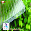 Film Coated 4 Mm - 12 Mm Polycarbonate Hollow Sheet