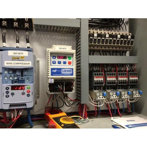 Industrial Electrical Panel Maintenance Service