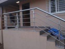 SS Indoor Railing
