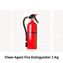 Clean Agent Fire Extinguisher 1 Kg