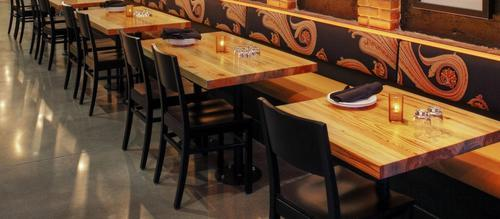 Bon Wooden Restaurant Furniture