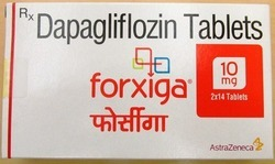 Forxiga Tablets, Packaging Size: 5 Mg X 14's, 10 Mg X 14's , For Hospital