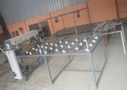 Lamination Machine For Steel Sheets