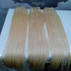 Blond Color Human Hair