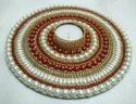 Decorative Beads Diya