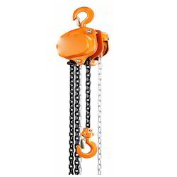 Manual Chain Pulley Hoist