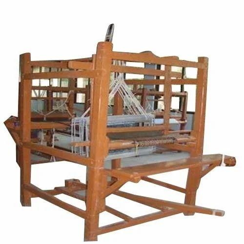 Handloom Machine, हथकरघा मशीन, हैंडलूम मशीन in