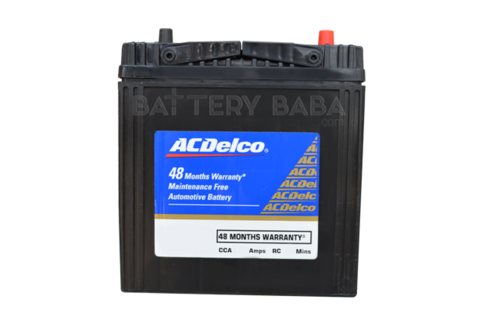 Ac Delco Battery >> Ac Delco Car Battery At Rs 2000 Piece क र ब टर Narson