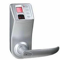 biometric door lock - Biometric Door Lock