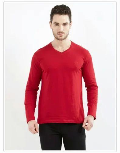 1acc5fbaf Maniac Red T Shirts, Rs 346 /piece, Jai Bhim Online Shoping | ID ...