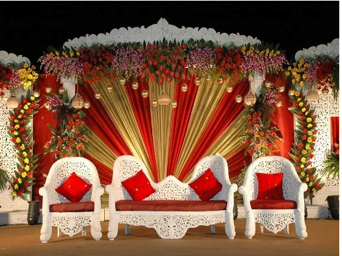 Sri sai flower decorators service provider of wedding decoration product image read more wedding decoration junglespirit Choice Image