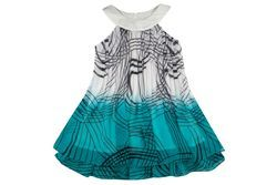 Hunny Bunny Baby Girl's A-line Dress