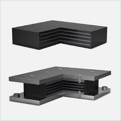Elastomer Black Elastomeric Bearings