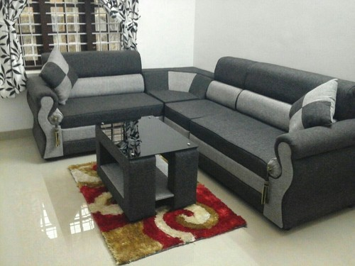 timeless design 721e7 134e8 Steel World - Wholesaler of Corner Sofa Set & 2 Seater Steel ...